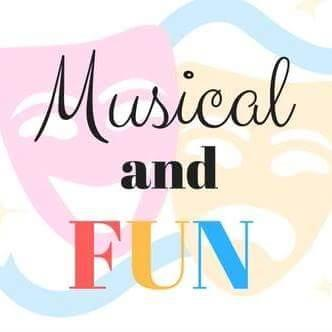 logo Musical and Fun